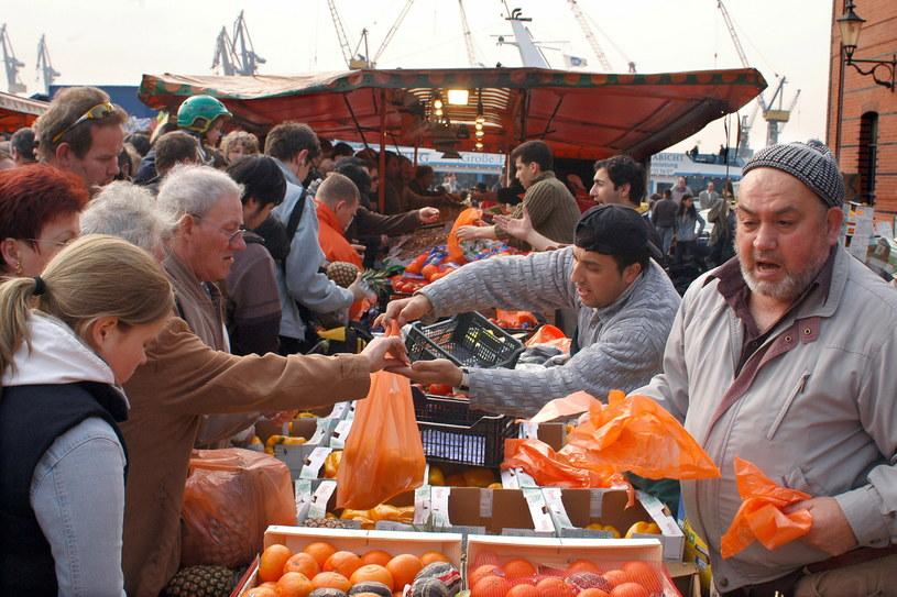 Fischmarkt /Krzysztof Wójcik /Agencja FORUM