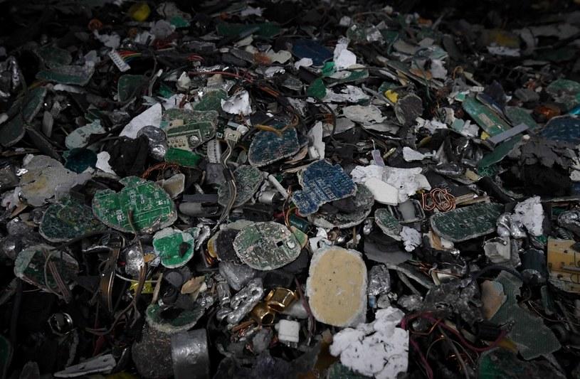 Fiskus będzie sprawdzał nasze śmieci? /AFP