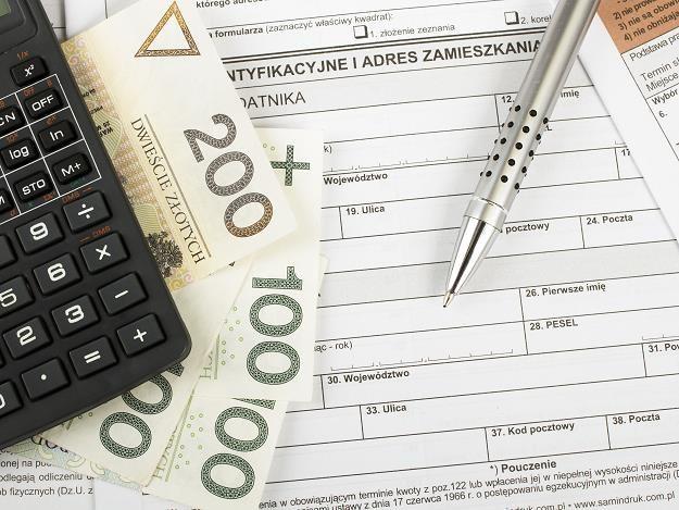 Fiskus zbiera daninę od zarobków w internecie /©123RF/PICSEL