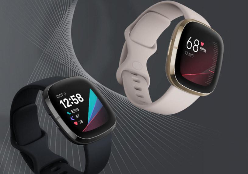 Fitbit Sense /materiały prasowe