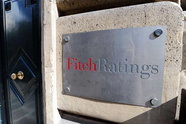 Fitch obniżył w zeszłym tygodniu ratingi siedmiu czołowych inwestycyjnych banków /AFP