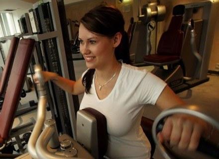 Fitness to styl życia /AFP