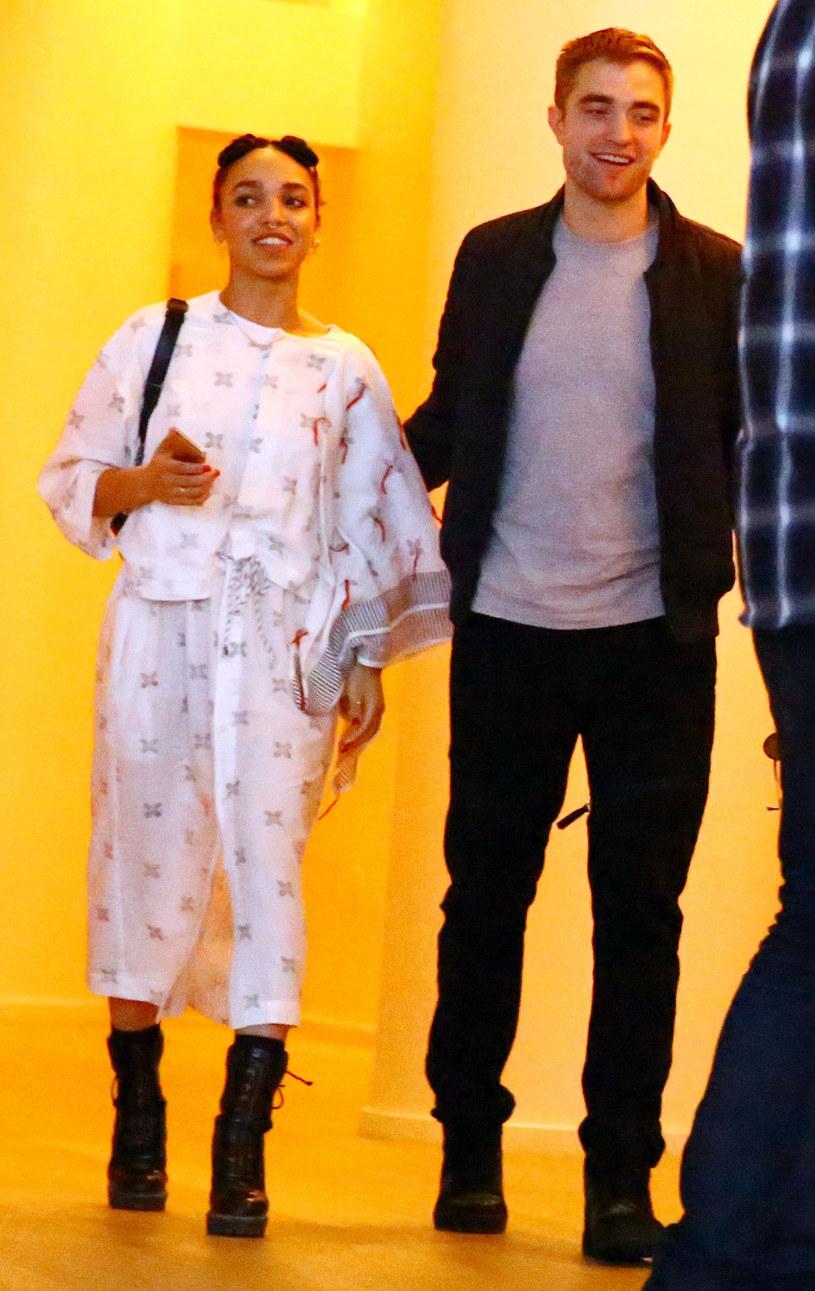 FKA Twigs i Robert Pattinson chcą się pobrać /Astrid Stawiarz /Getty Images