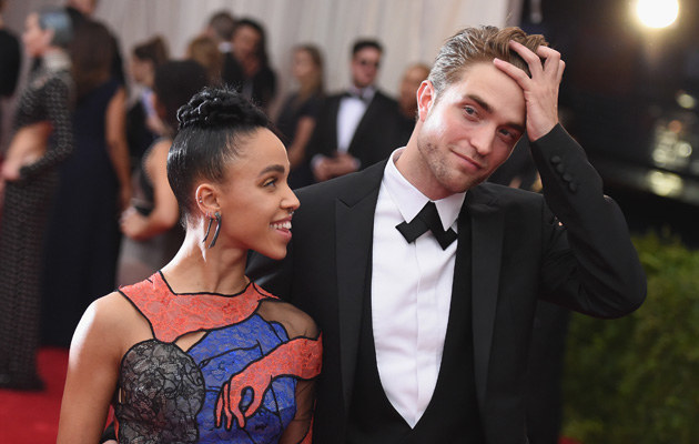 FKA Twigs i Robert Pattinson zerwali zaręczyny! /Mike Coppola /Getty Images
