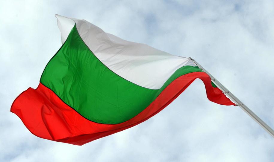 Flaga Bułgarii /CTK/Igor Zehl   /PAP