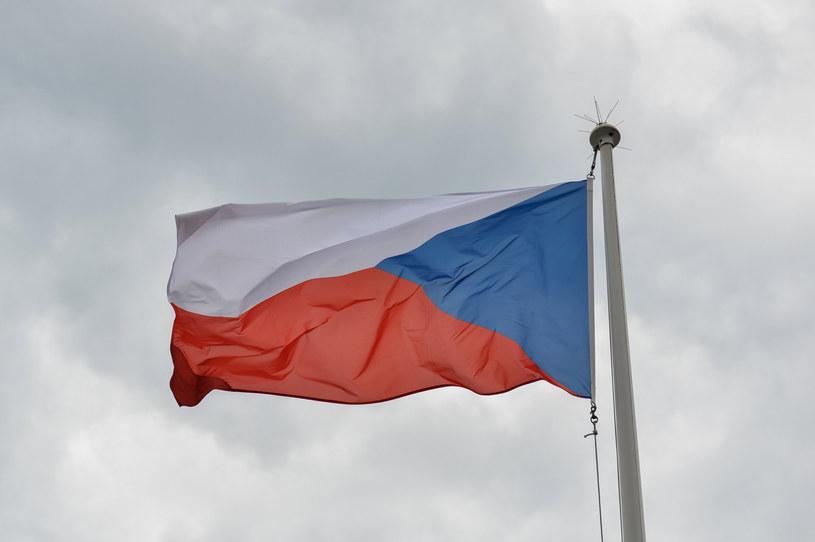 Flaga Czech; zdj. ilustracyjne /GERARD/ REPORTER /Reporter