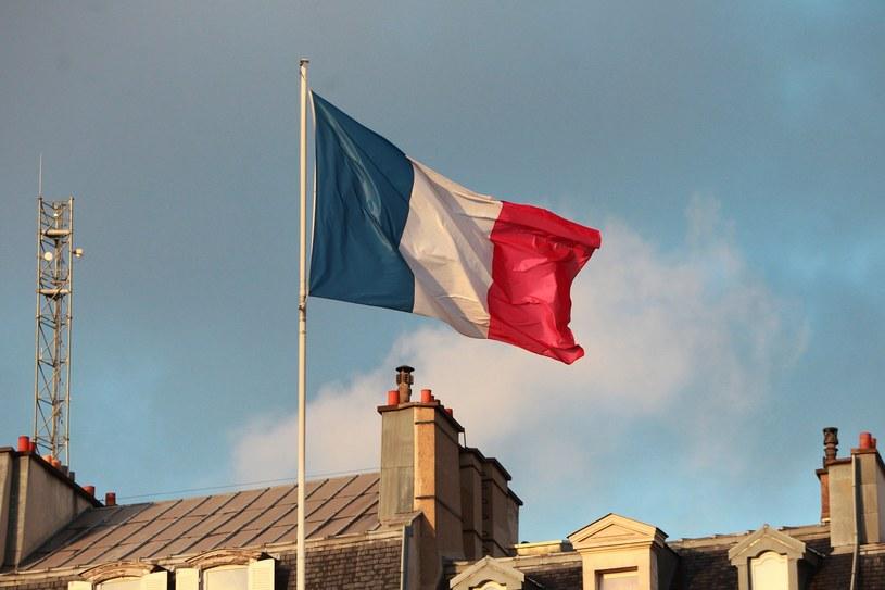 Flaga Francji, zdj. ilustracyjne /STANISLAW KOWALCZUK /East News