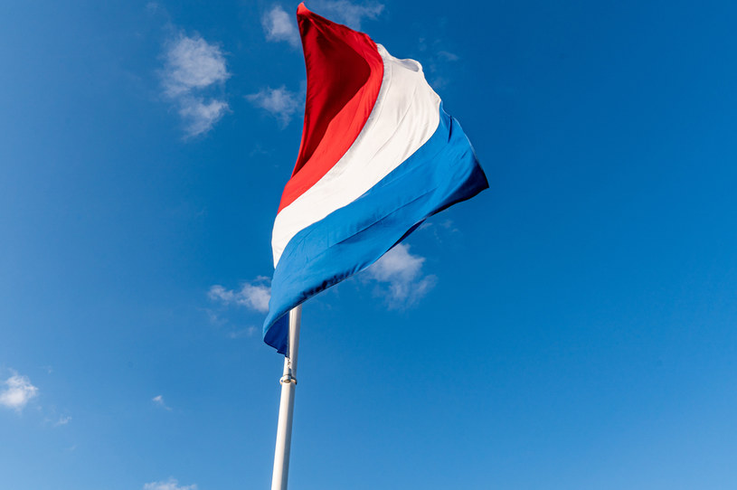 Flaga Holandii, zdj. ilustracyjne /Helene Wiesenhaan/BSR Agency /Getty Images