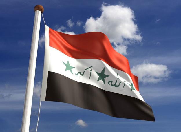 Flaga Iraku /123RF/PICSEL