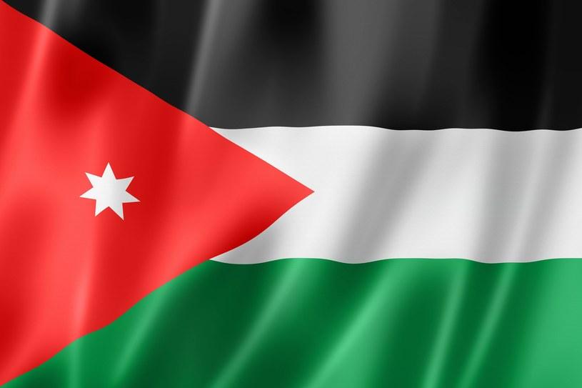 Flaga Jordanii /123/RF PICSEL