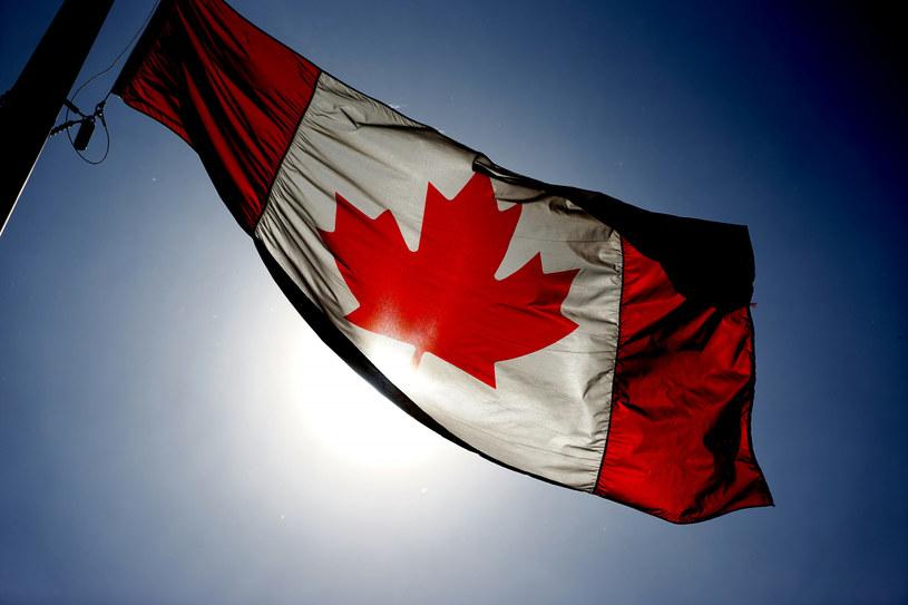 Flaga Kanady /Glenn Dunbar /Reporter