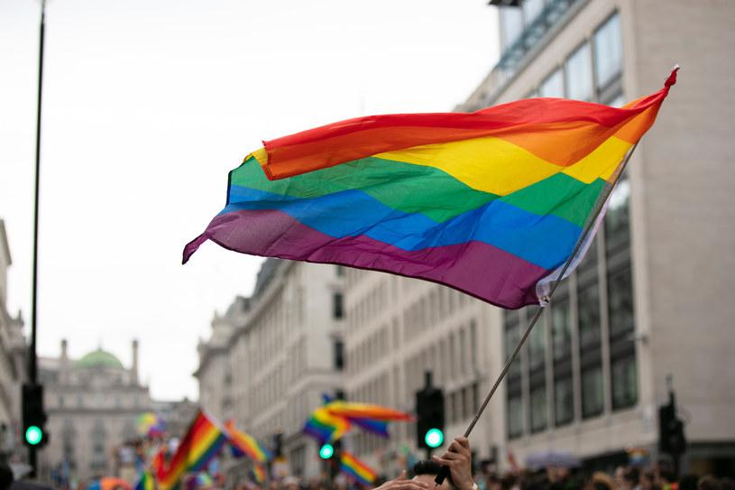 Flaga LGBT /123RF/PICSEL