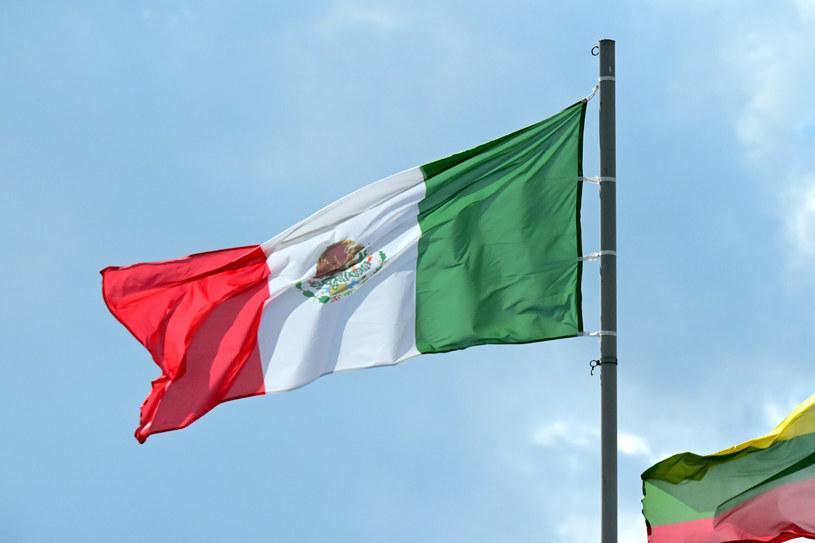 Flaga Meksyku, zdjęcie ilustracyjne /Wojtek Laski/East News /East News