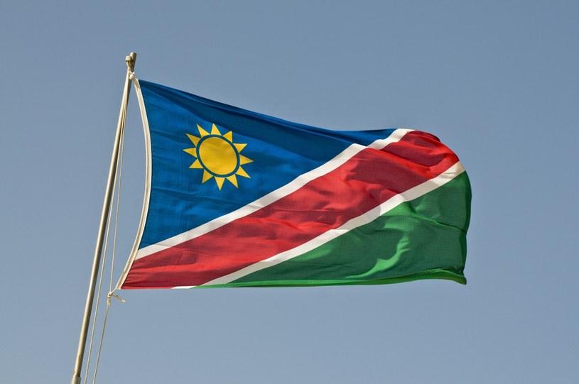 Flaga Namibii, zdj. ilustracyjne /Science Photo Library /East News