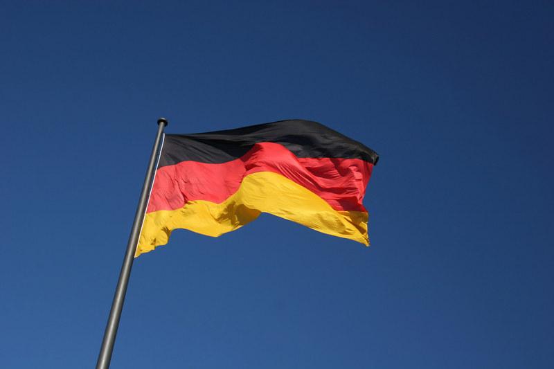 Flaga Niemiec, dj. ilustracyjne /© Panthermedia