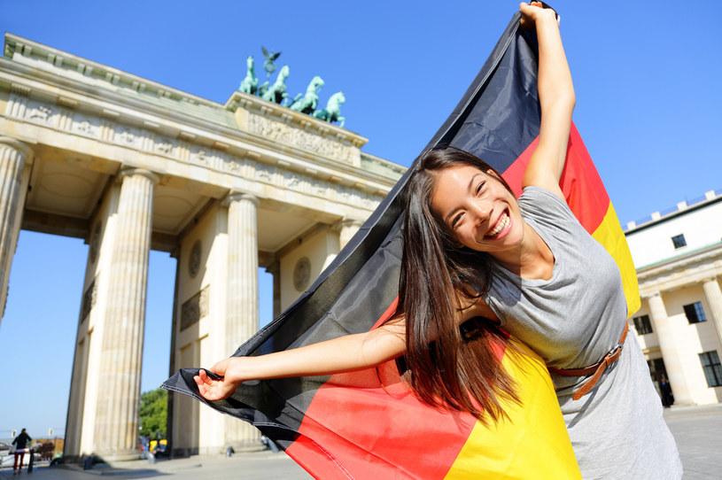 Flaga Niemiec /123RF/PICSEL