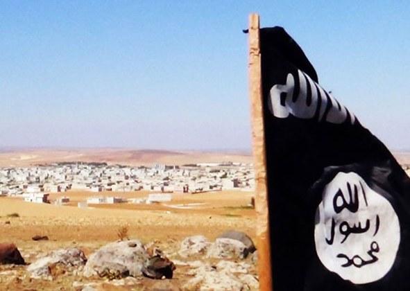 Flaga Państwa Islamskiego /YouTube