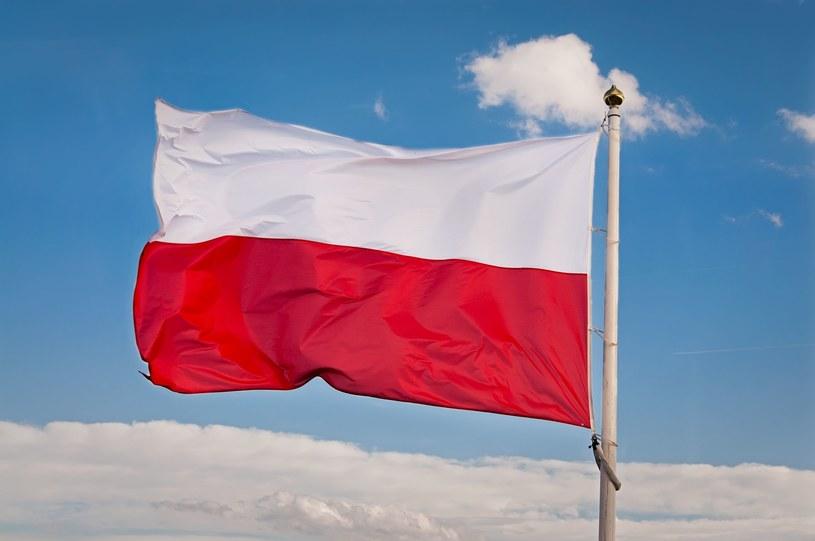 Flaga Polski, zdjęcie ilustracyjne /123RF/PICSEL