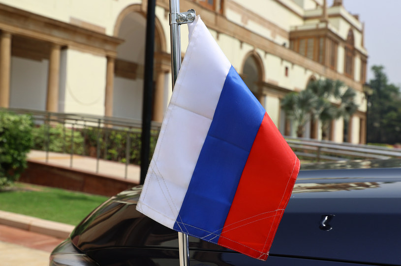 Flaga Rosji / Russian Foreign Ministry\TASS /Getty Images