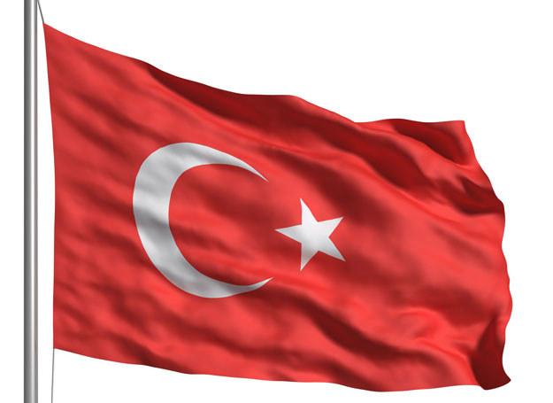 Flaga Turcji /123RF/PICSEL