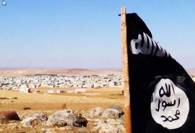 Flaga tzw. Państwa Islamskiego, zdj. ilustracyjne /East News
