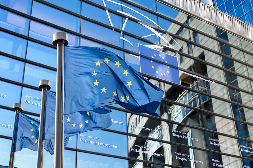 Flaga Unii Europejskiej, zdj. ilustracyjne /Iaroslav Danylchenko /123RF/PICSEL
