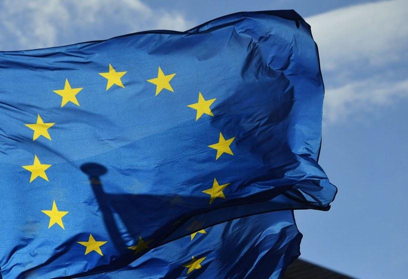 Flaga Unii Europejskiej, zdjęcie ilustracyjne /AFP