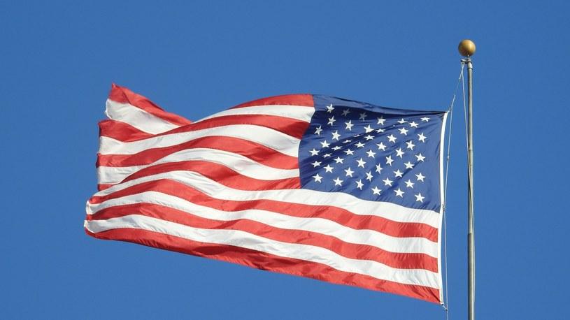 Flaga USA, zdj. ilustracyjne /Wojtek Laski /East News