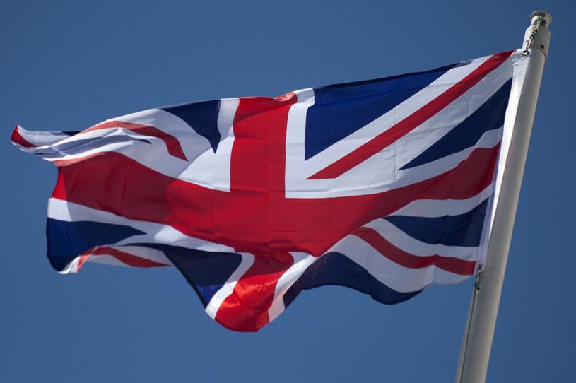 Flaga Wielkiej Brytanii /AFP
