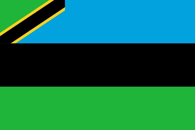Flaga Zanzibaru /123/RF PICSEL