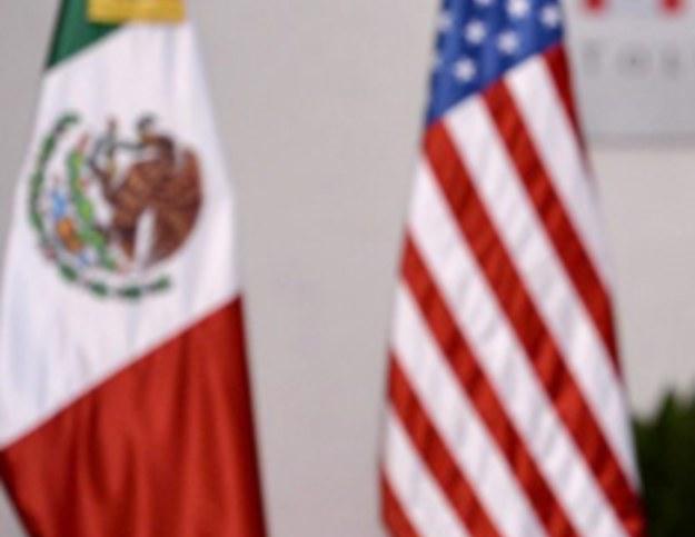 Flagi /Daniel Aguilar /PAP/EPA