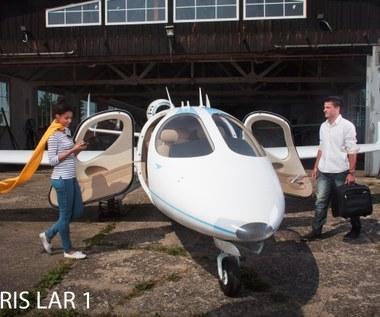 FLARIS LAR 1 - polski odrzutowiec rodzinno-biznesowy