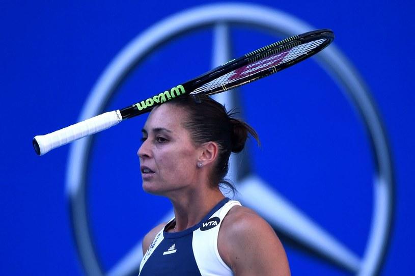 Flavia Pennetta /AFP