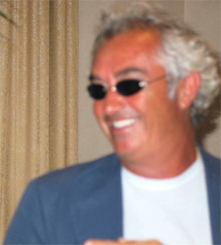 Flavio Briatore (kliknij) /INTERIA.PL