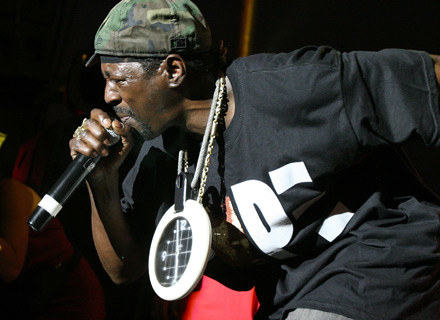 Flavor Flav (Public Enemy) - fot. Roger Kisby /Getty Images/Flash Press Media