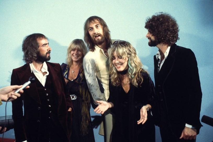 Fleetwood Mac w 1977 roku /Polaris Images/Sam Emerson /East News