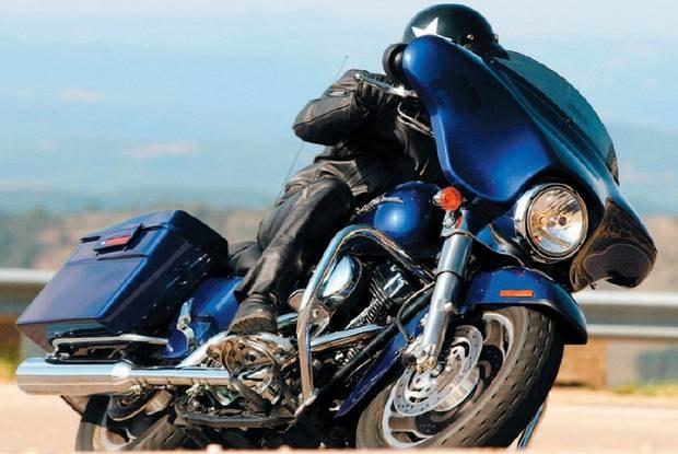 FLHXI Street Glide / Kliknij /Motocykl