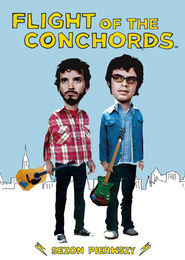 Flight of the Conchords, Sezon 1 (2 DVD)