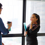Flirt w miejscu pracy? To nie musi być szkodliwe