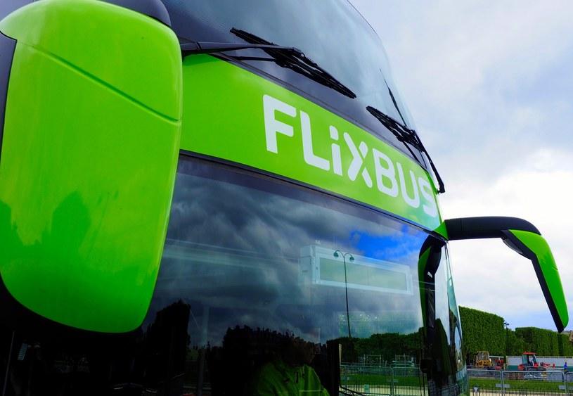 FlixBus jest już rok na polskim rynku /materiały prasowe