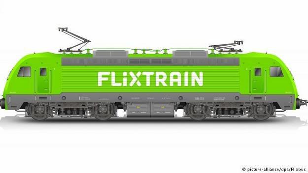 FlixBus robi niemieckim kolejom konkurencję na szynach /Deutsche Welle