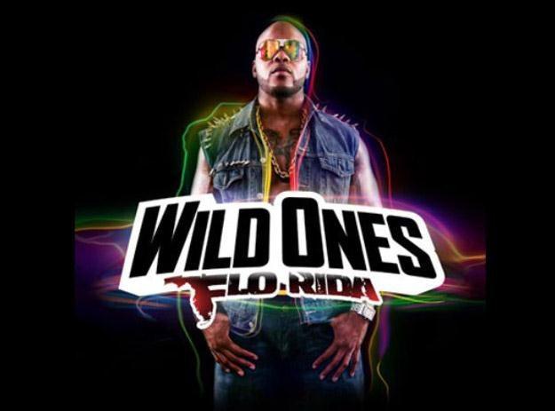 "Flo Rida na okładce albumu ""Wild Ones"" /"