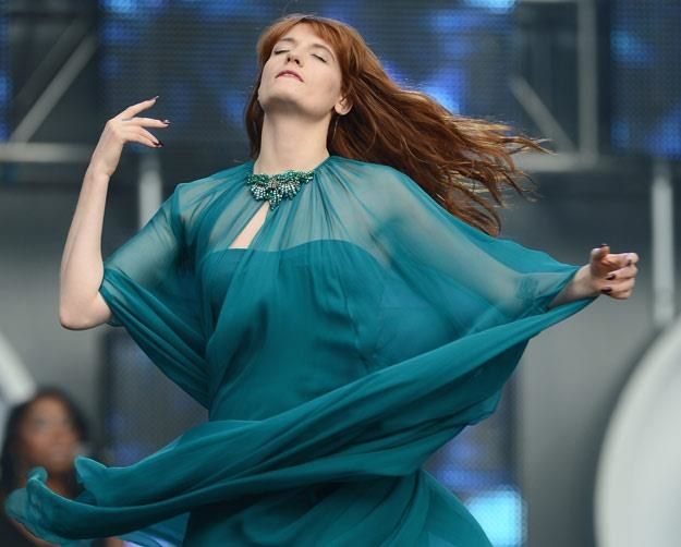 Florence And The Machine /Getty Images/Flash Press Media
