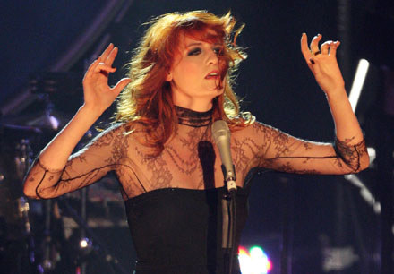 Florence Welch fot. Ian Gavan /Getty Images/Flash Press Media