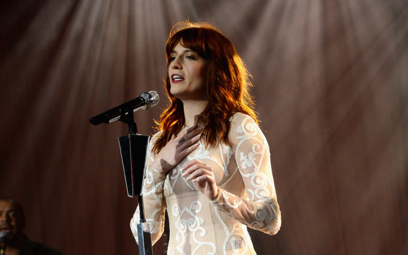Florence Welch podczas koncertu w 2012 roku /Jason Kempin /Getty Images