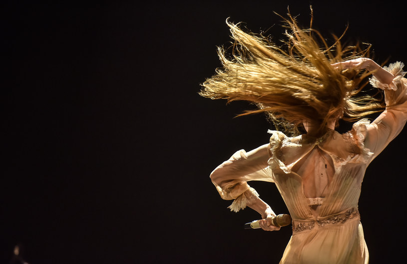 Florence Welch w akcji /Christian Augustin/Redferns /Getty Images