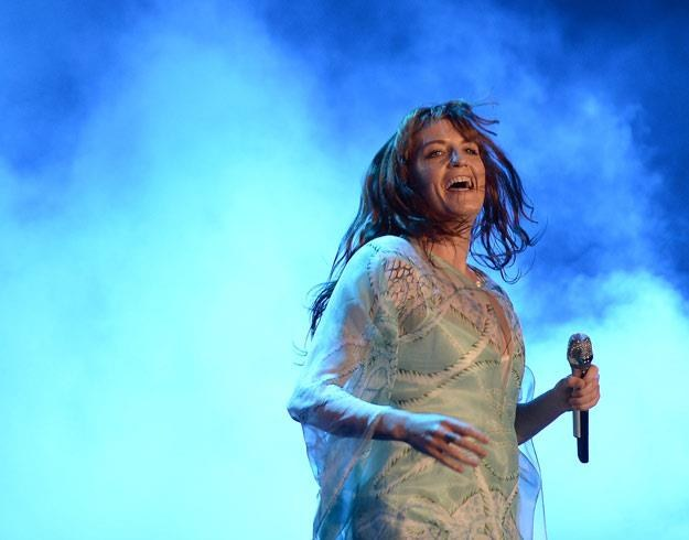 Florence Welch wraca do Polski po roku (fot. Buda Mendes) /Getty Images
