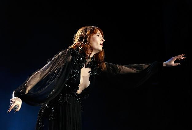 Florence Welch wystąpi ze swoim zespołem w Krakowie fot. Simone Joyner /Getty Images/Flash Press Media