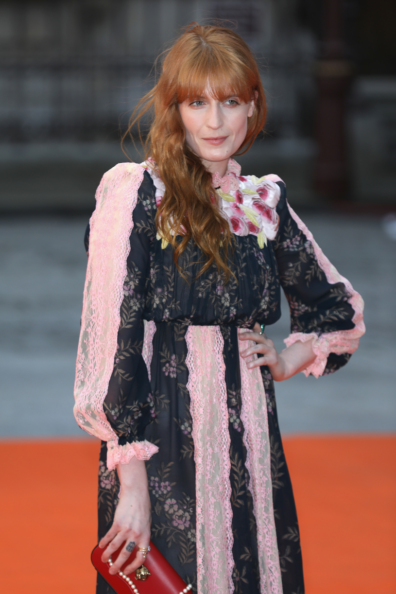 Florence Welch /Tim P. Whitby /Getty Images