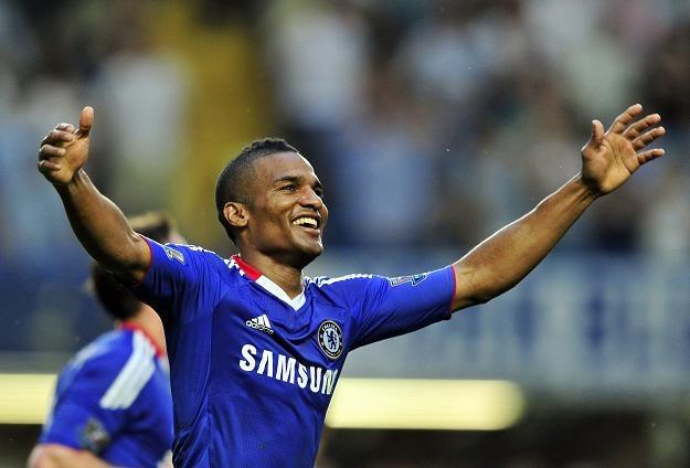 Florent Malouda to jedna z gwiazd reprezentacji Francji /AFP